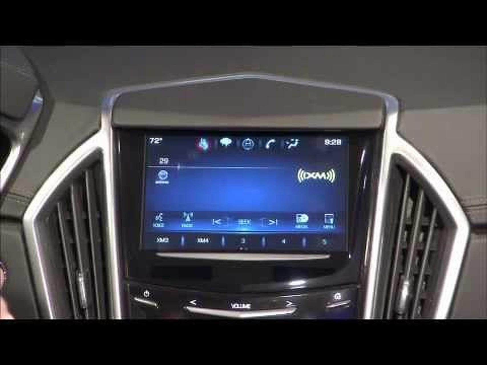 2013 Cadillac ATS at the 2012 Detroit Auto Show