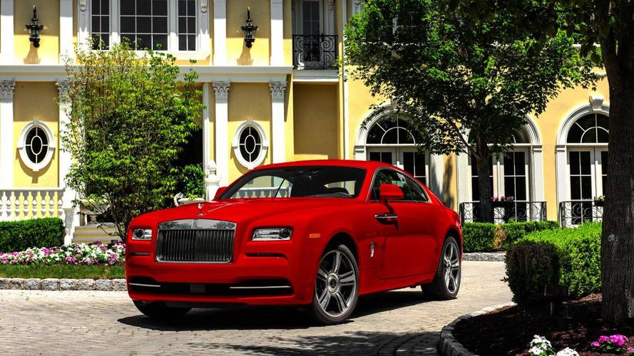 Rolls-Royce unveils Wraith St. James Edition