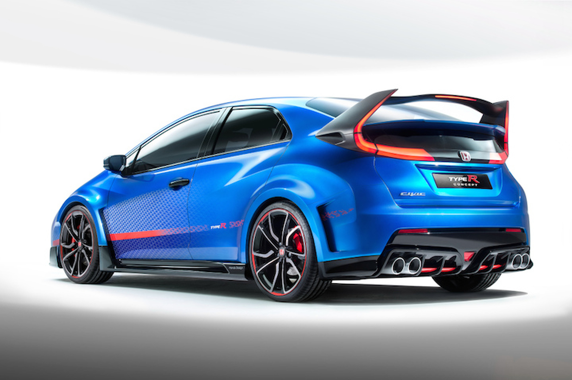 Why Does Honda Deny Us the Thrilling Civic Type R?