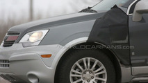 Saturn Vue-based Plug-In hybrid prototype mule spy photo 11.03.2010