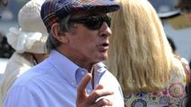 Sir Jackie Stewart, Concorso d'Eleganza Villa d'Este 2010, 26.04.2010