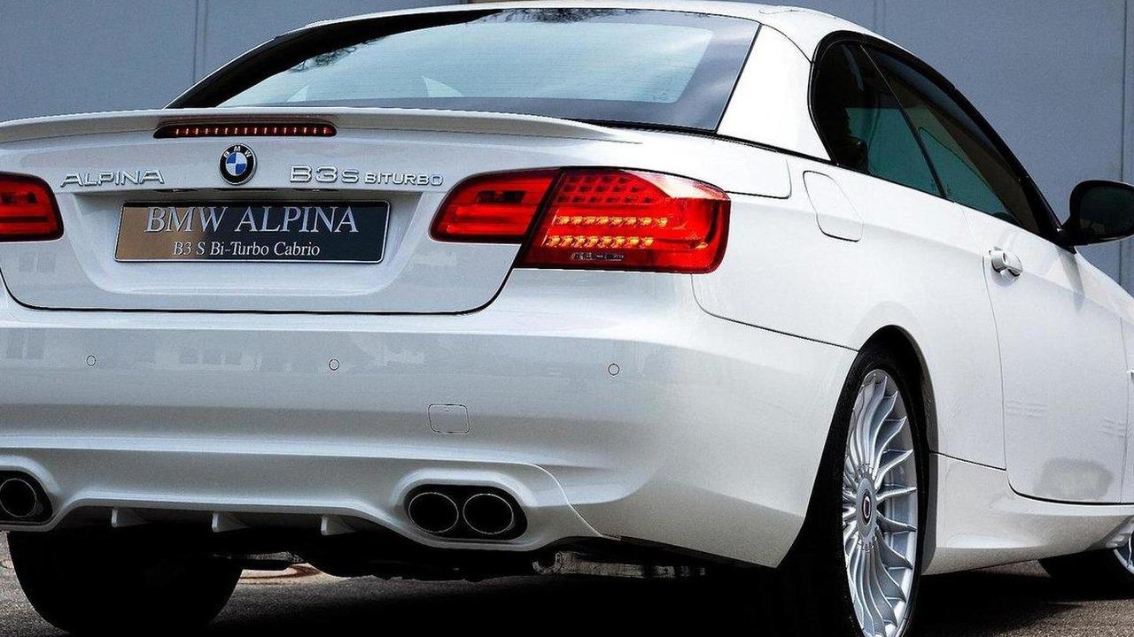 Alpina B3 S Bi-Turbo with 400hp set for UK launch   Motor1.com Photos