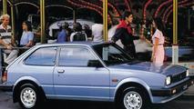 Second Generation Honda Civic