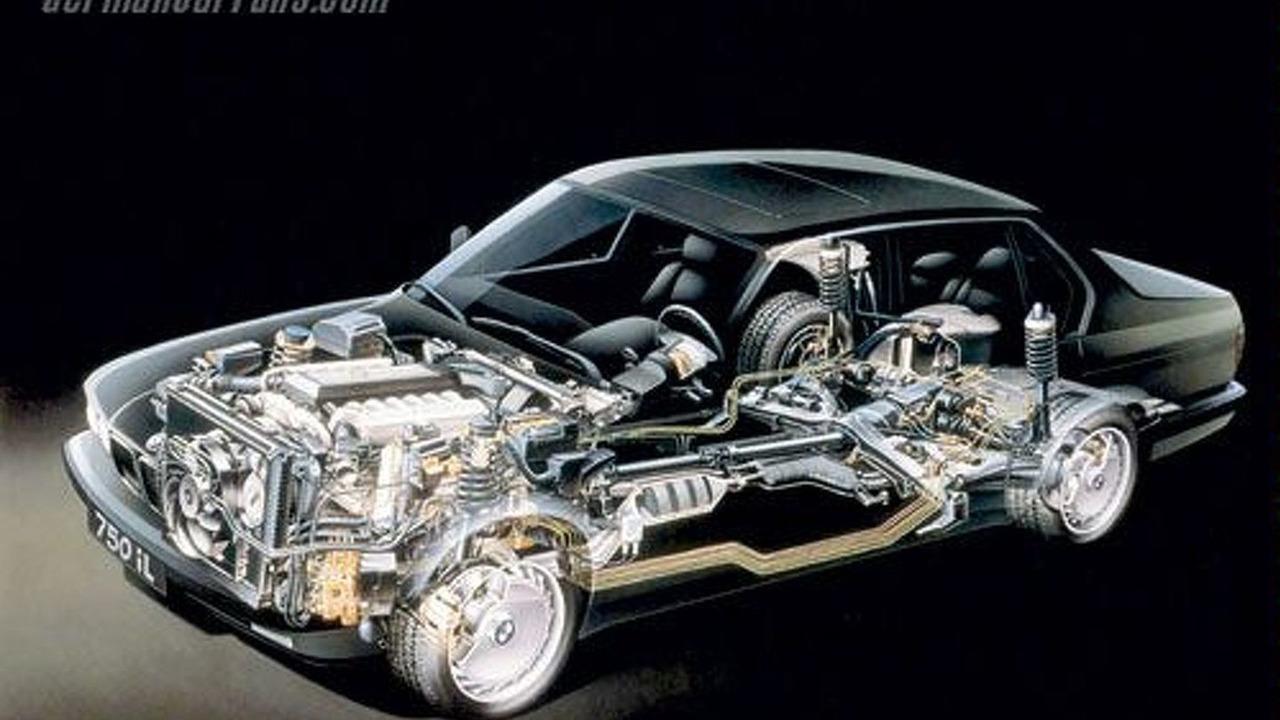 1986 BMW 7 Series