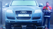 Developing the Audi Q7