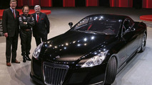 Maybach Exelero Unveiled