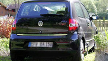 VW Fox Sport Spy Photos