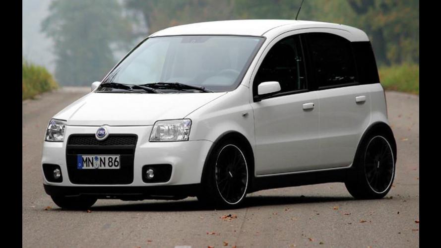 Fiat Panda 100 HP by Novitec
