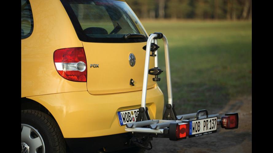 Un portabici per Volkswagen Fox