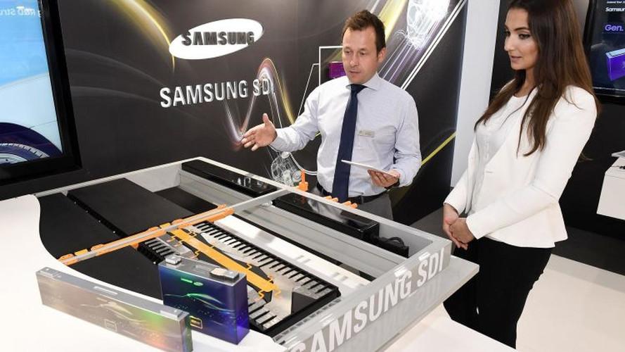 Samsung SDI Shows Off Modular Batteries Good For 435 Miles Range