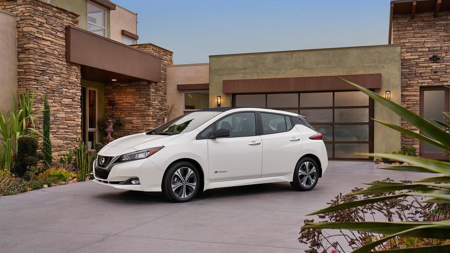 Bon départ de la Nissan Leaf au Japon