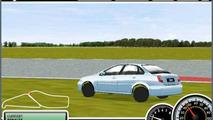 Top Gear Reasonably Priced Car racing