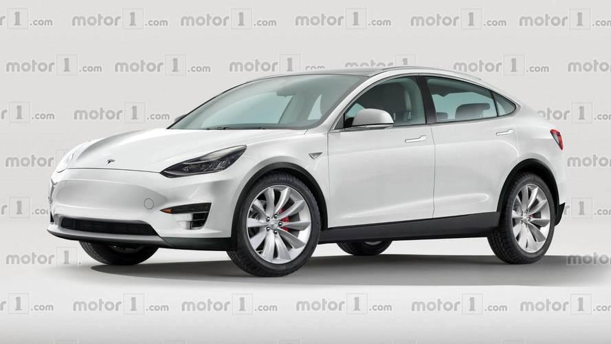 Tesla Model Y Rendering Previews Future EV Bestseller