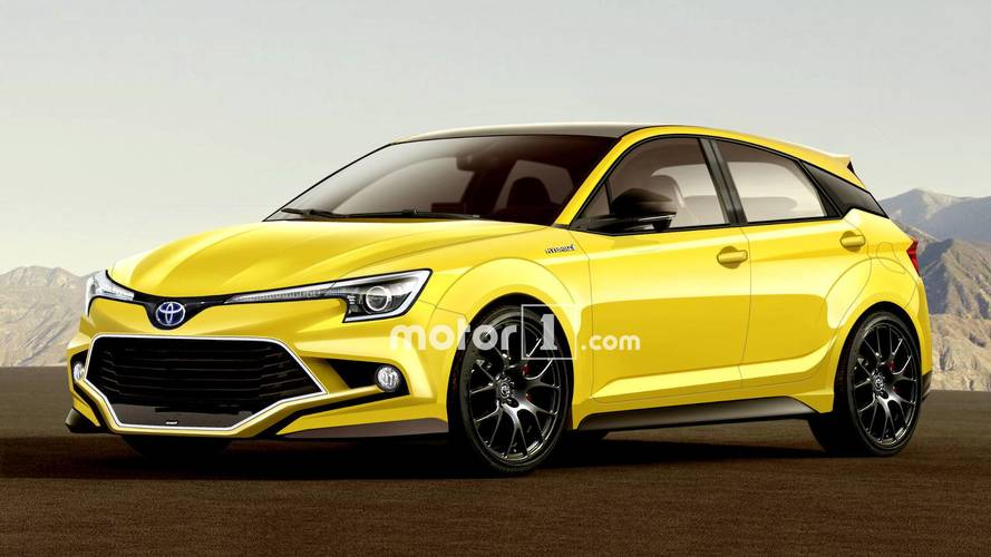 Toyota Corolla GTI Concept Rumored For Tokyo Debut