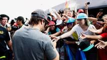 Fernando Alonso, piloto más conocido