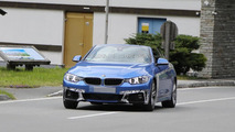 2014 BMW 4-Series Convertible spy photo 04.07.2013