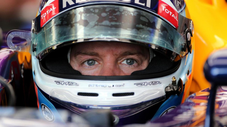 Vettel sees bright side to unlucky 13