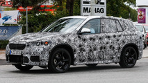 BMW FAST (Family Activity Sports Tourer) / X1 successor spy photos