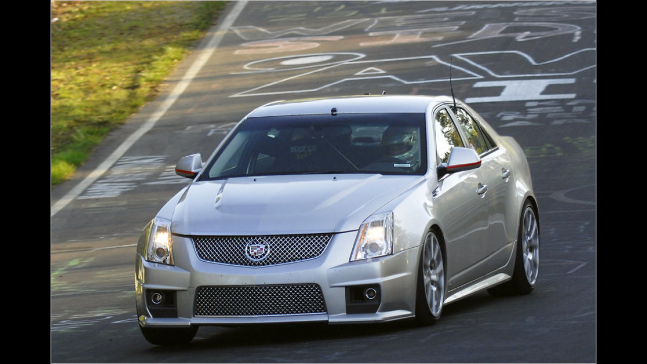 Cadillac CTS-V, John Heinricy, 2009