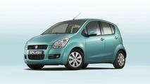 Suzuki Splash - More Details Released