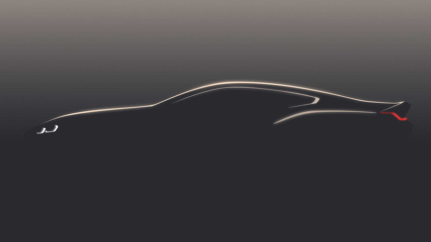 BMW 8 Series Teaser Confirms Long-Awaited Return Of The Fabled Name