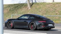 Gizemli Porsche 911 casus fotoğrafları