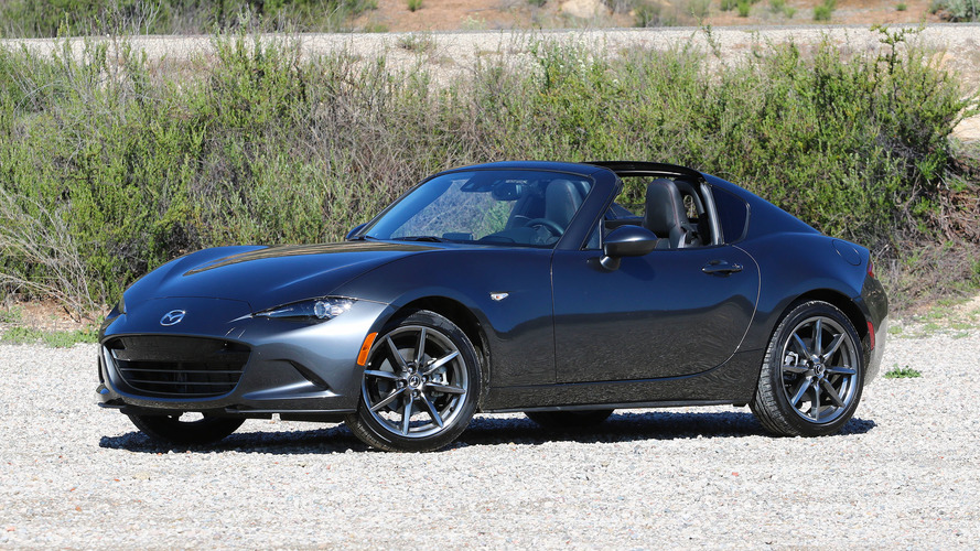 İlk Sürüş: 2017 Mazda MX-5 Miata RF