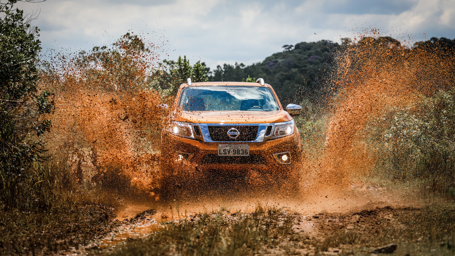Teste instrumentado - Nova Nissan Frontier está pronta para a briga