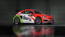 2017 Volkswagen Beetle GRC Liveries