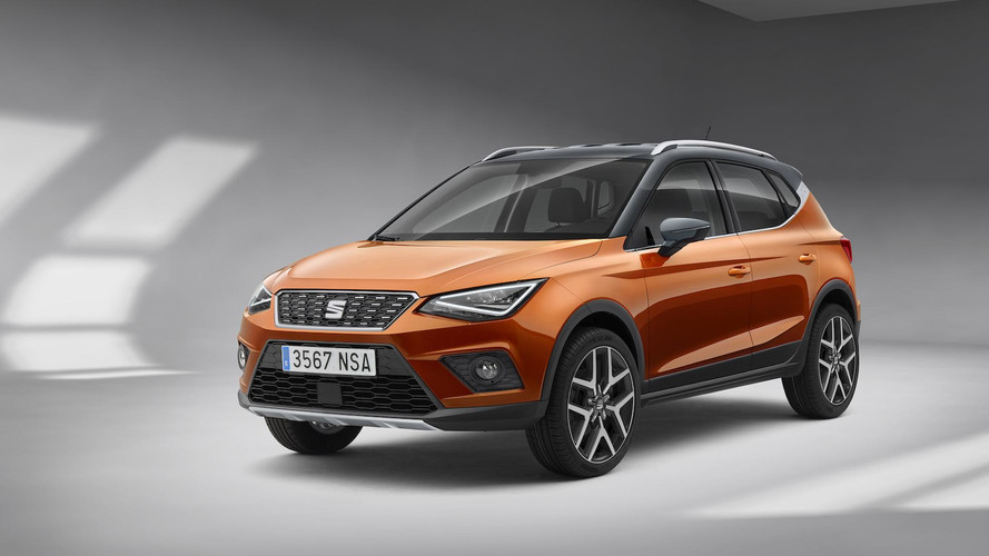 Seat unveils UK prices and specs for new Arona SUV
