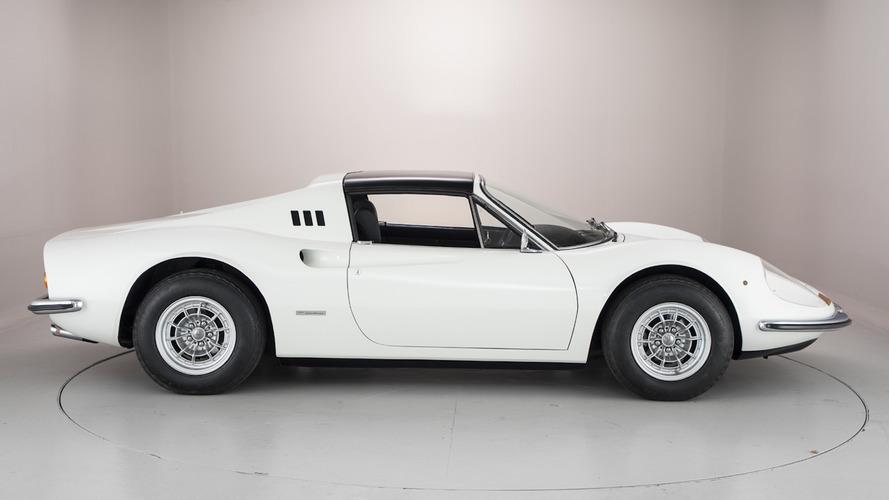 Rare ex-Ross Brawn Ferrari goes on sale
