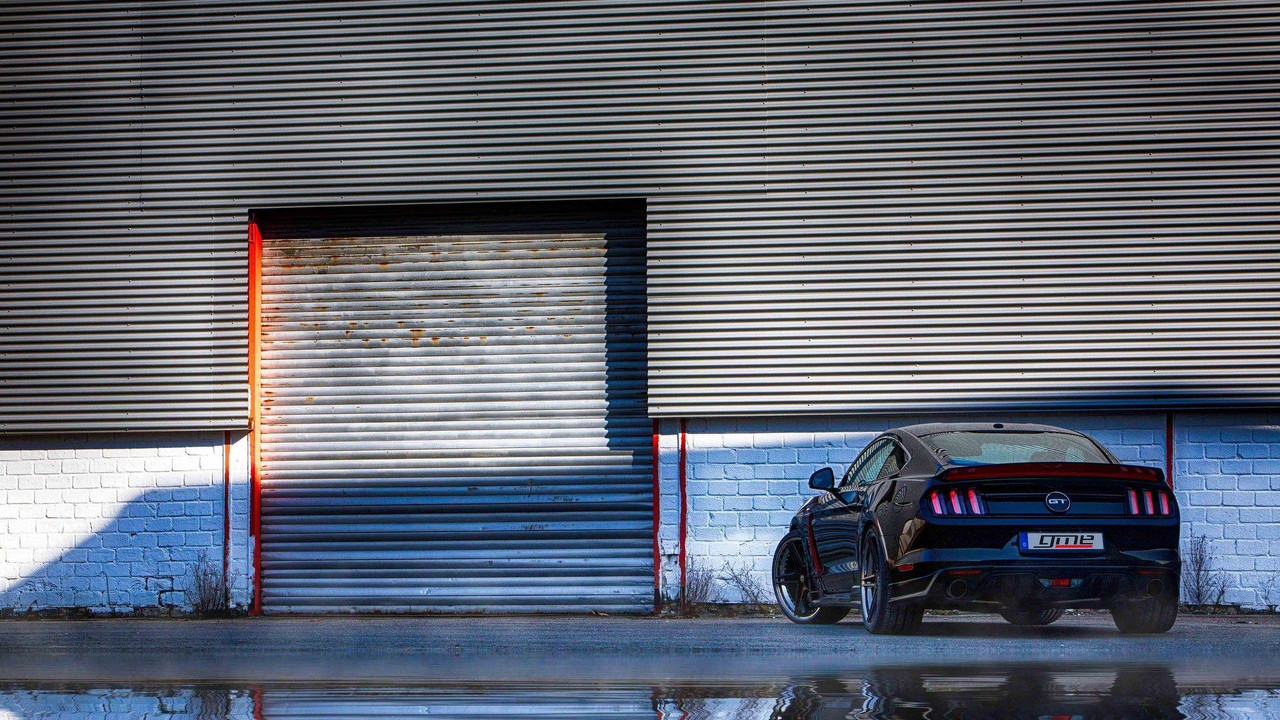 GME Performance Ford Mustang
