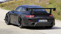 2018 Porsche 911 GT2 spy photo