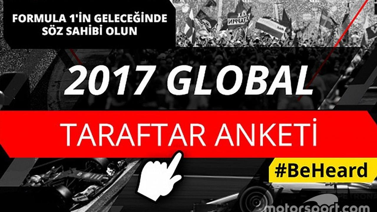 Motorsport Global Taraftar Anketi
