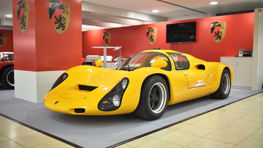Porsche 910 Reborn As Modern EV Supercar, 0-62 In 2.5 Sec