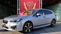 Subaru Impreza Carro do Ano