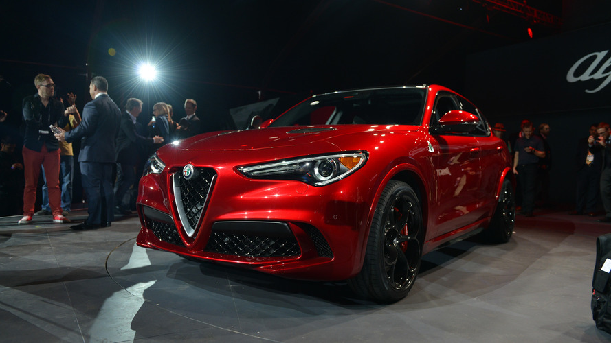Deux nouveaux moteurs pour l'Alfa Romeo Stelvio