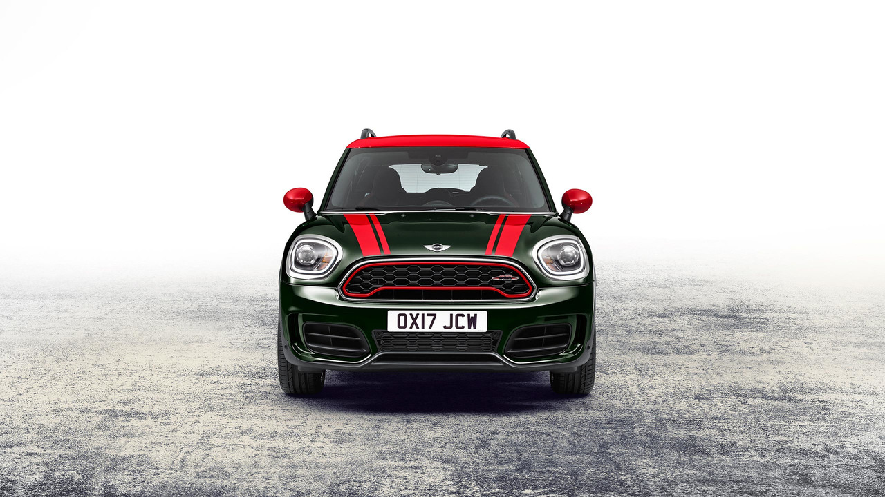2018 countryman jcw packs 228 hp into not so mini body. Black Bedroom Furniture Sets. Home Design Ideas