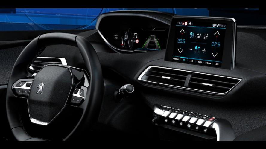 Peugeot i-Cockpit: revelados os detalhes sobre o painel do novo 3008