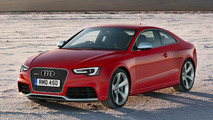 2012 Audi RS5 facelift UK spec 20.02.2012