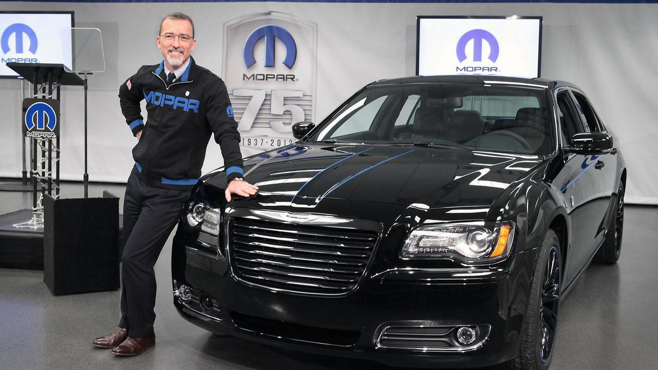 2012 Chrysler 300 Mopar 31.1.2012