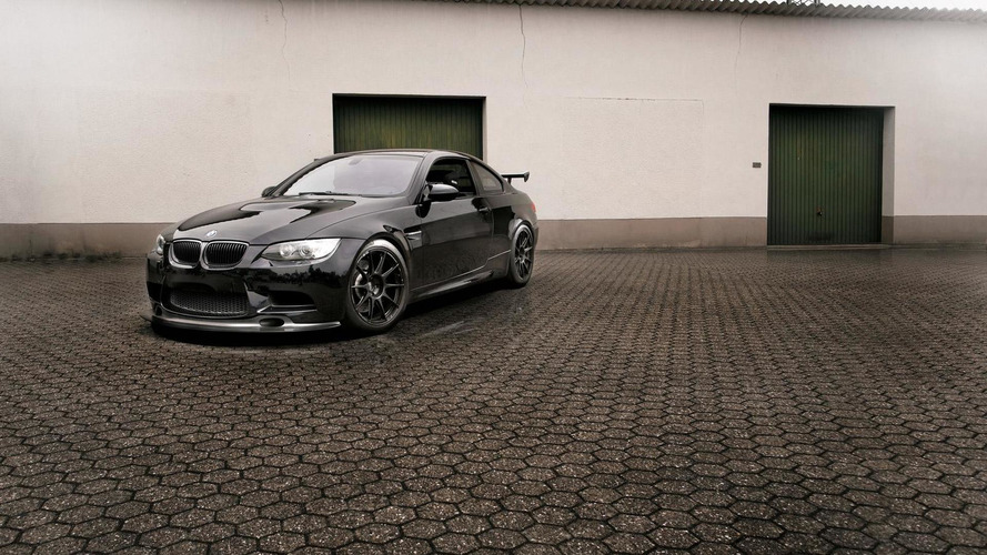 BMW M3 E92 tuned by Alpha-N Performance