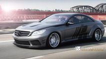 Mercedes-Benz CL Black Edition V2 by Prior Design