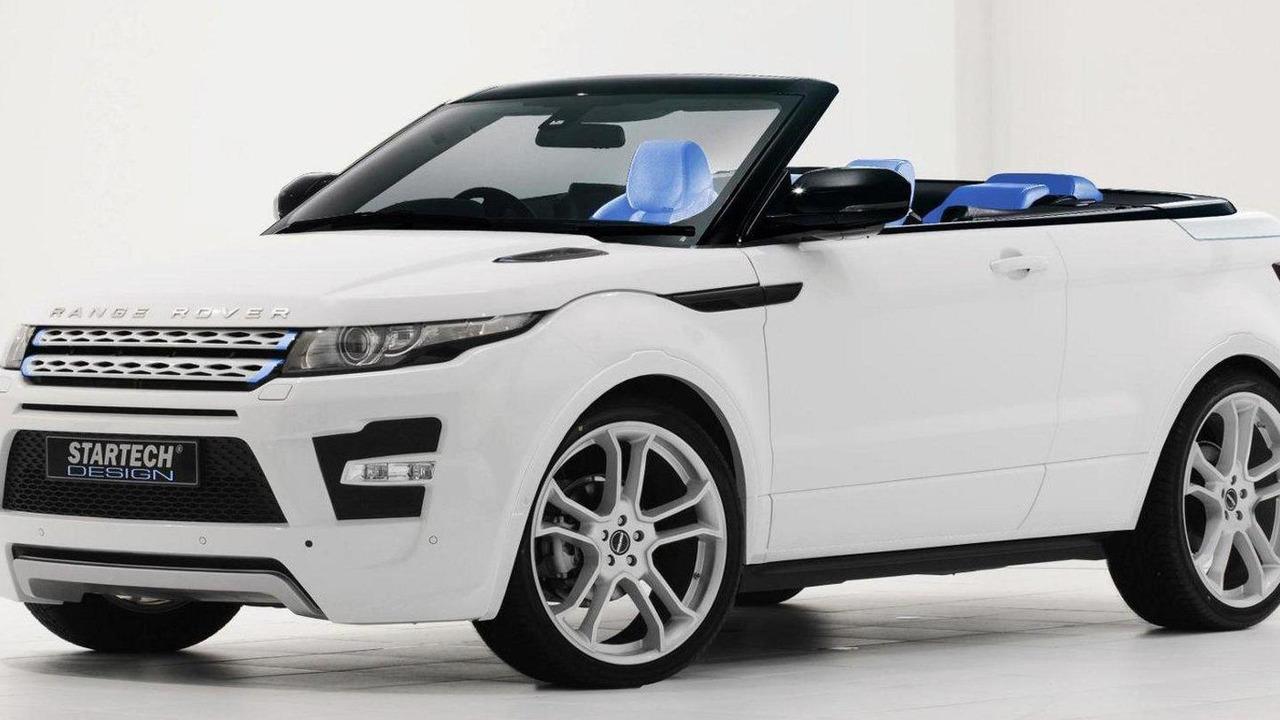 Startech Range Rover Evoque Cabriolet 05.03.2012