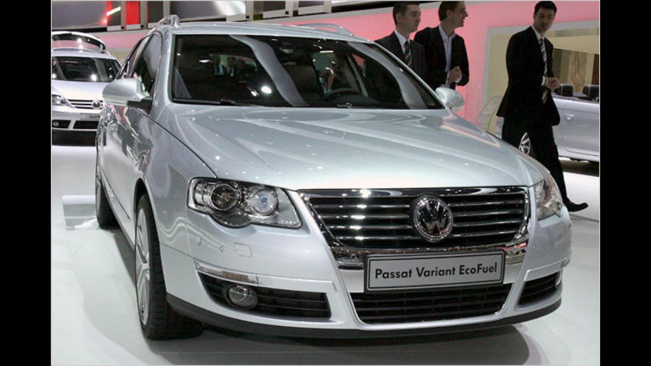 VW Passat TSI EcoFuel