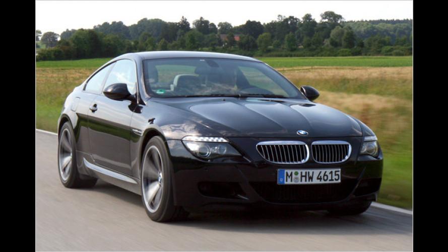 BMW M6 mit Competition-Paket: Richtig harter Sechs