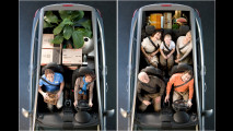 Opel Meriva als Taxi