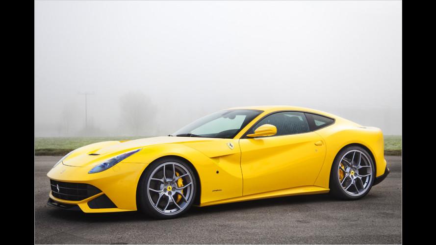 Ferrari F12berlinetta: Noch stärker