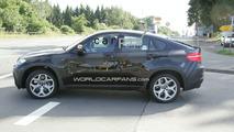 BMW X6 50iS Spied