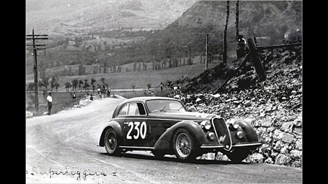 Alfa 8C 2900 B Lungo Mille Miglia (1947)